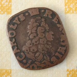 1 Quattrino de Carlos III de España, Milán 6a77