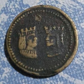 Poids monétaire espagnol pour le double ducat d'or ... 736