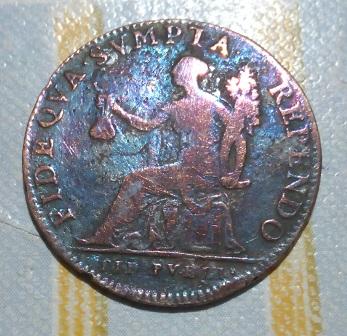 FIDEQVA . SVMPTA . REPENDO . 1657 746