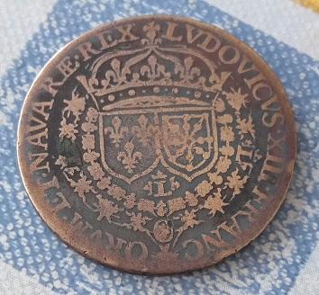 LVDOVICVS XIII , 1632 , DABIT . DEVS . HIS . QVOQVE . FINEM . 749