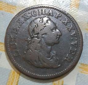 Luke XX , Ireland 1818 768