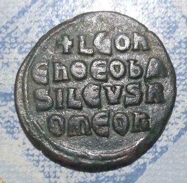 Follis de Leon VI.  7a51