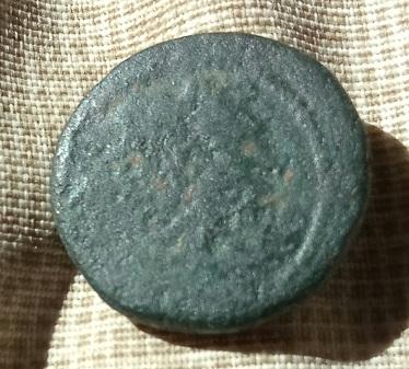 """Bronze séleucide pour un """"Antiochos"""" ... mais lequel ? 845"""