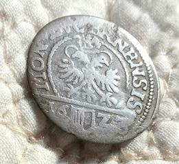 1 shilling Suisse de Luzerne, 1673 ... 9a19