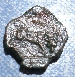 Bronze massaliote au taureau chargeant ... 9a42