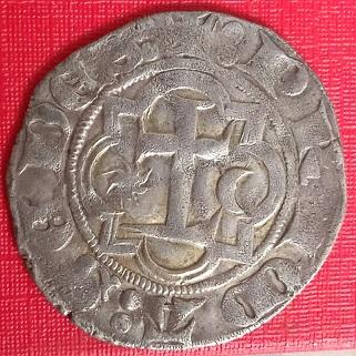 Archevêché de Lyon - Blanc de billon Mediev13