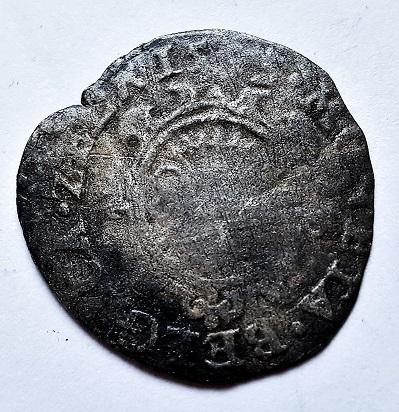 1/20e de Stoter de Leicester, 1595, République  du West-Friesland (1581-1795) ... Stoter10