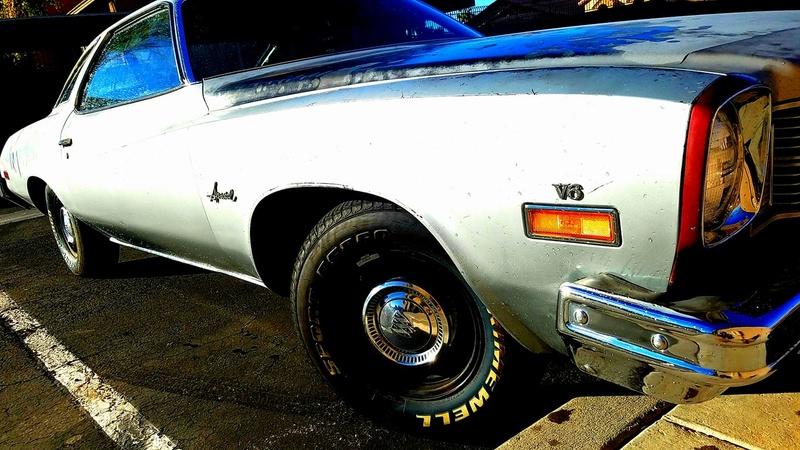 1975 Buick Century restoration - Las Vegas. 23846010