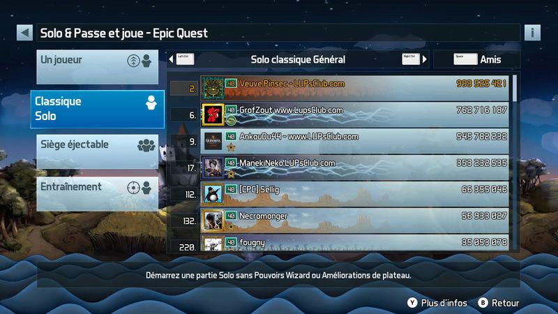 LUP's Club TdM 01.18 : Spécial Leveling • Skyrim, Epic Quest, Spiderman 44212020