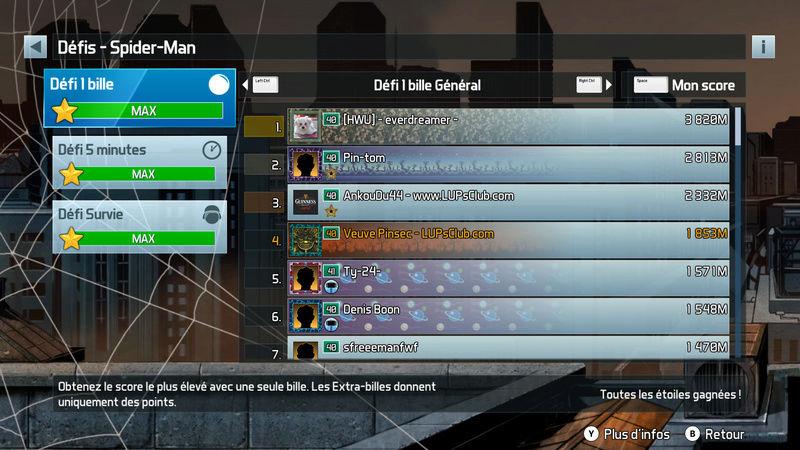 LUP's Club TdM 01.18 : Spécial Leveling • Skyrim, Epic Quest, Spiderman 44212021