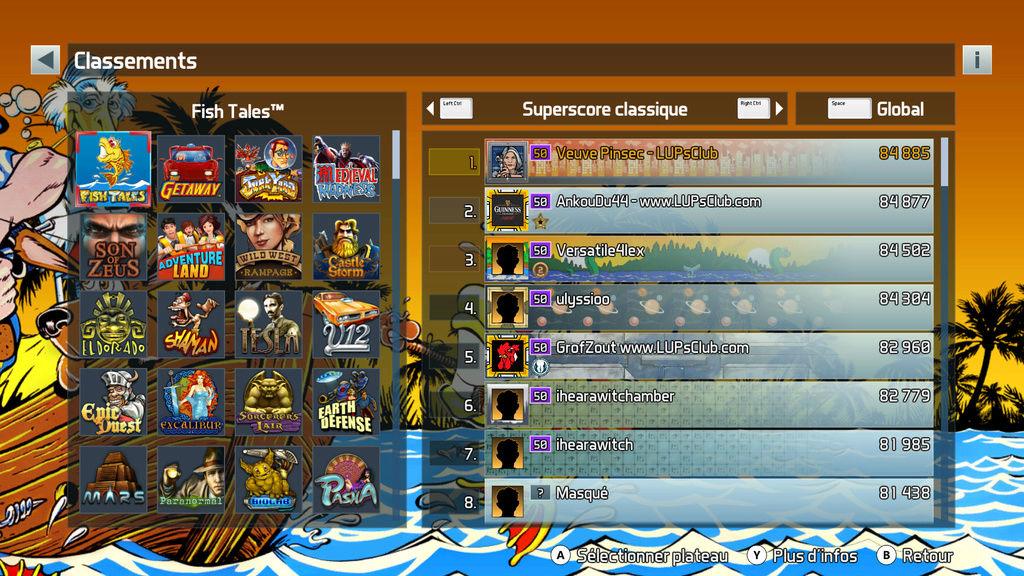 Les modes de jeux les plus fréquentés 44212051