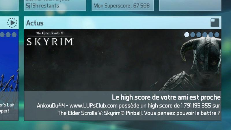LUP's Club TdM 01.18 : Spécial Leveling • Skyrim, Epic Quest, Spiderman Actus10