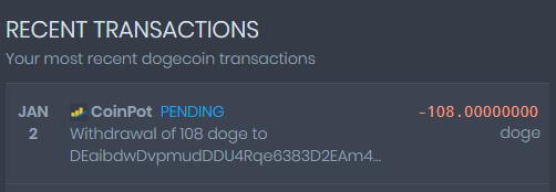 [Provado]CoinPot - Uma wallet diferente com as melhores faucets (Recebido: 2600 Doge/23000 Satoshis)/0,4 Litecoin) Screen21