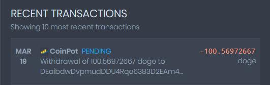 [Provado]CoinPot - Uma wallet diferente com as melhores faucets (Recebido: 2600 Doge/23000 Satoshis)/0,4 Litecoin) - Página 2 Screen50