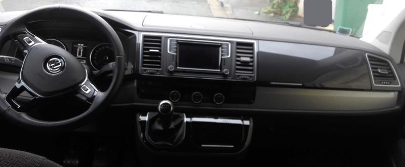 VEND VW MULTIVAN T6 2.0 TDI 150 7 PLACES FULL LED GPS GARANTIE 2019 Multiv10