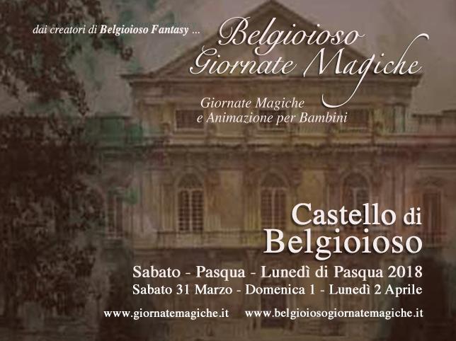 Belgioioso Giornate Magiche Banner10