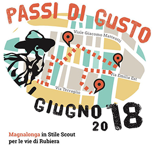Passi di Gusto - Magnalonga Rubiera(RE) 16 giugno 2018 Magnal10