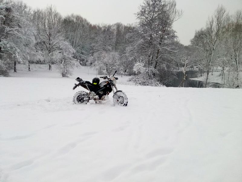 ma matinée dans la neige Xcount12