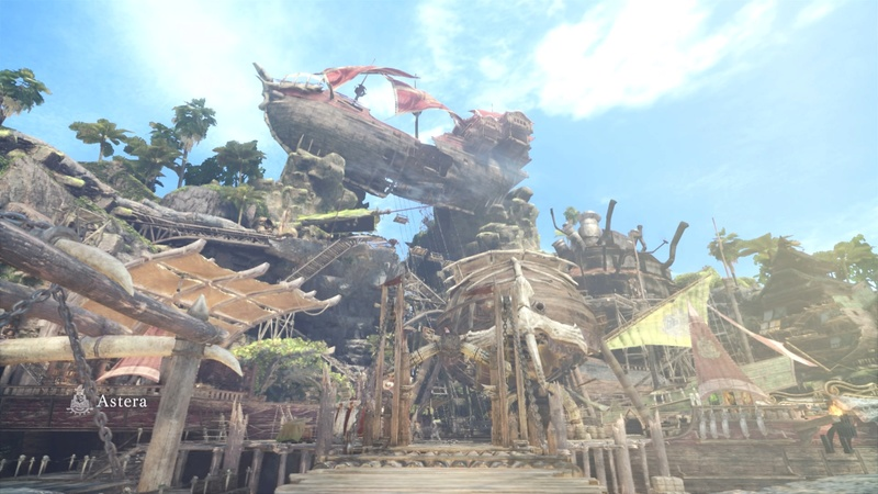 Review: Monster Hunter World (PS4 Retail) Astera10