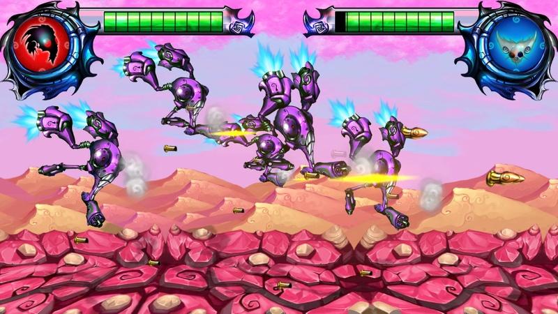 Review: Mecho Wars ~ Desert Ashes (PS4 PSN) Battle10