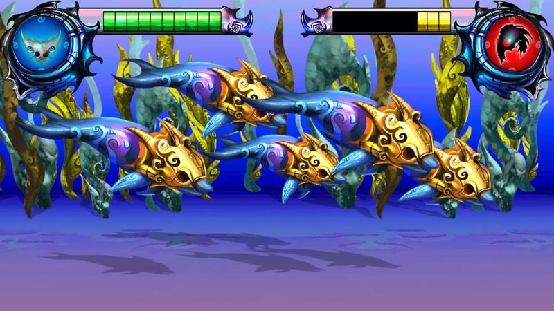 Review: Mecho Wars ~ Desert Ashes (PS4 PSN) Doplhi10