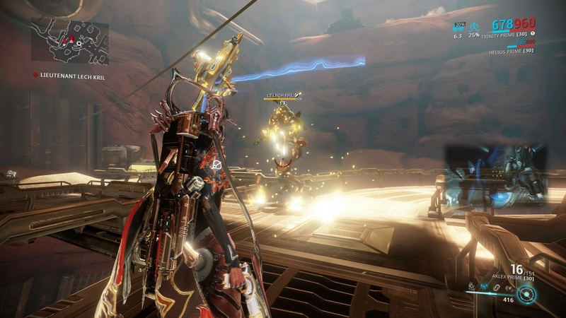 Guide: Warframe tips! (PS4) Engluf10