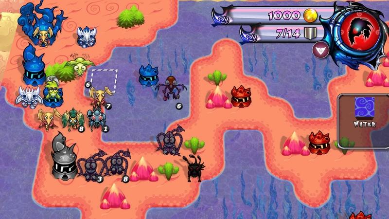 Review: Mecho Wars ~ Desert Ashes (PS4 PSN) Map_ga10