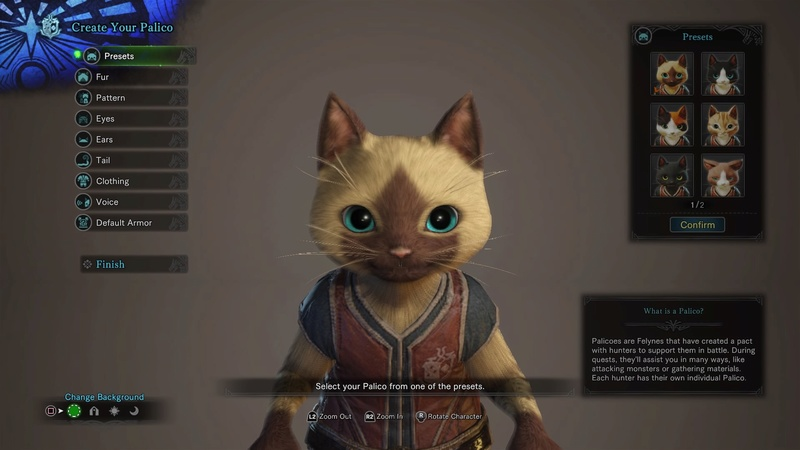 Review: Monster Hunter World (PS4 Retail) Palico10