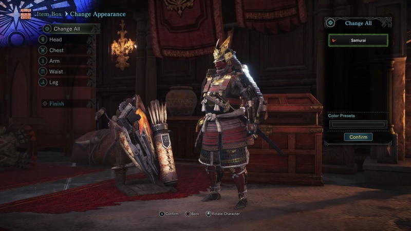 Review: Monster Hunter World (PS4 Retail) Samura10