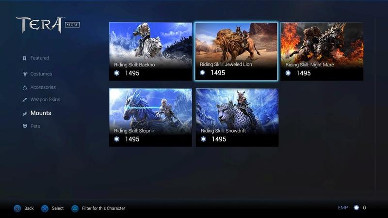 Impressions: Tera [Beta] (PS4 Retail) Tera_s11