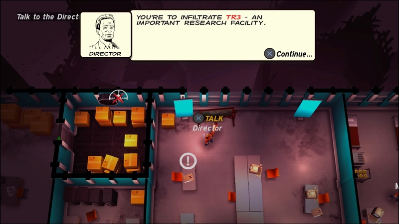 Review: Time Recoil (PS4 PSN) Time_r10
