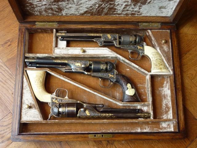 La Galou armurier innovant Colt-d10