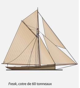 Renouvellement de la flotte de commerce Freak10