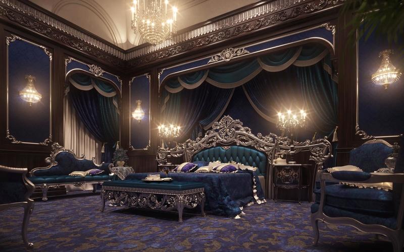 Appartement privé de Leana Royal-10