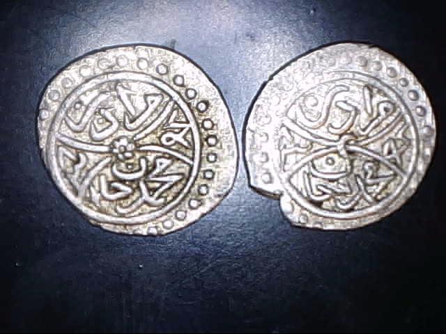 Aqche. Imperio Otomano (1421-1444) [2 piezas] 18130111