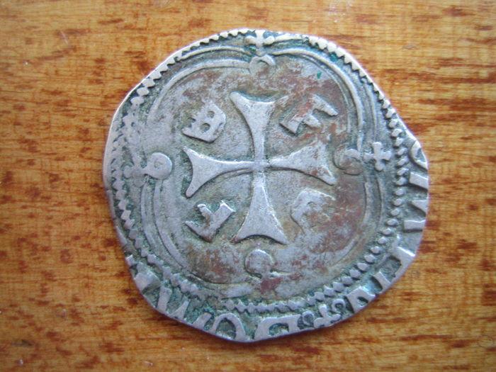 Navarra - Carlos IV a nombre de Fernando II de Aragón - Real E422c210