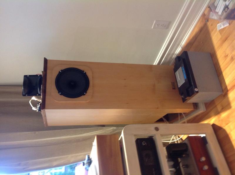 Hauts parleurs a électro-aimants. Image12