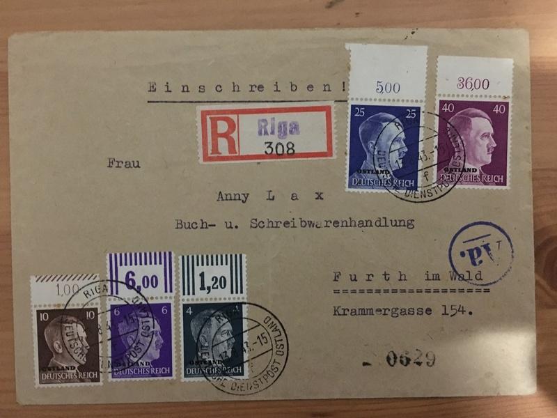 litauen - Deutsche Besetzungsausgaben im II. Weltkrieg - Seite 8 Img_2713