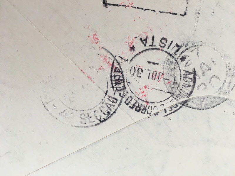 nach - Südamerikafahrt 1930, Post nach Pernambuco - Seite 3 Img_5510