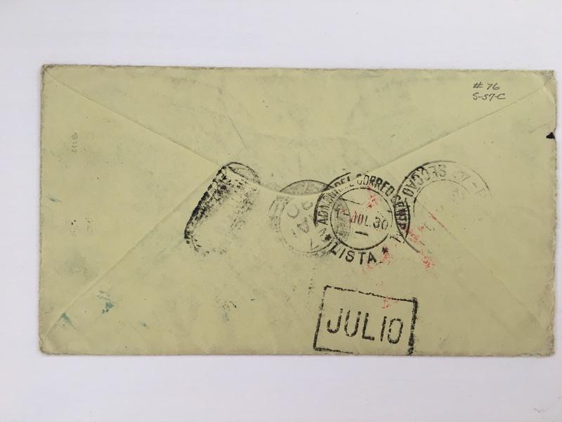 nach - Südamerikafahrt 1930, Post nach Pernambuco - Seite 3 Img_5511