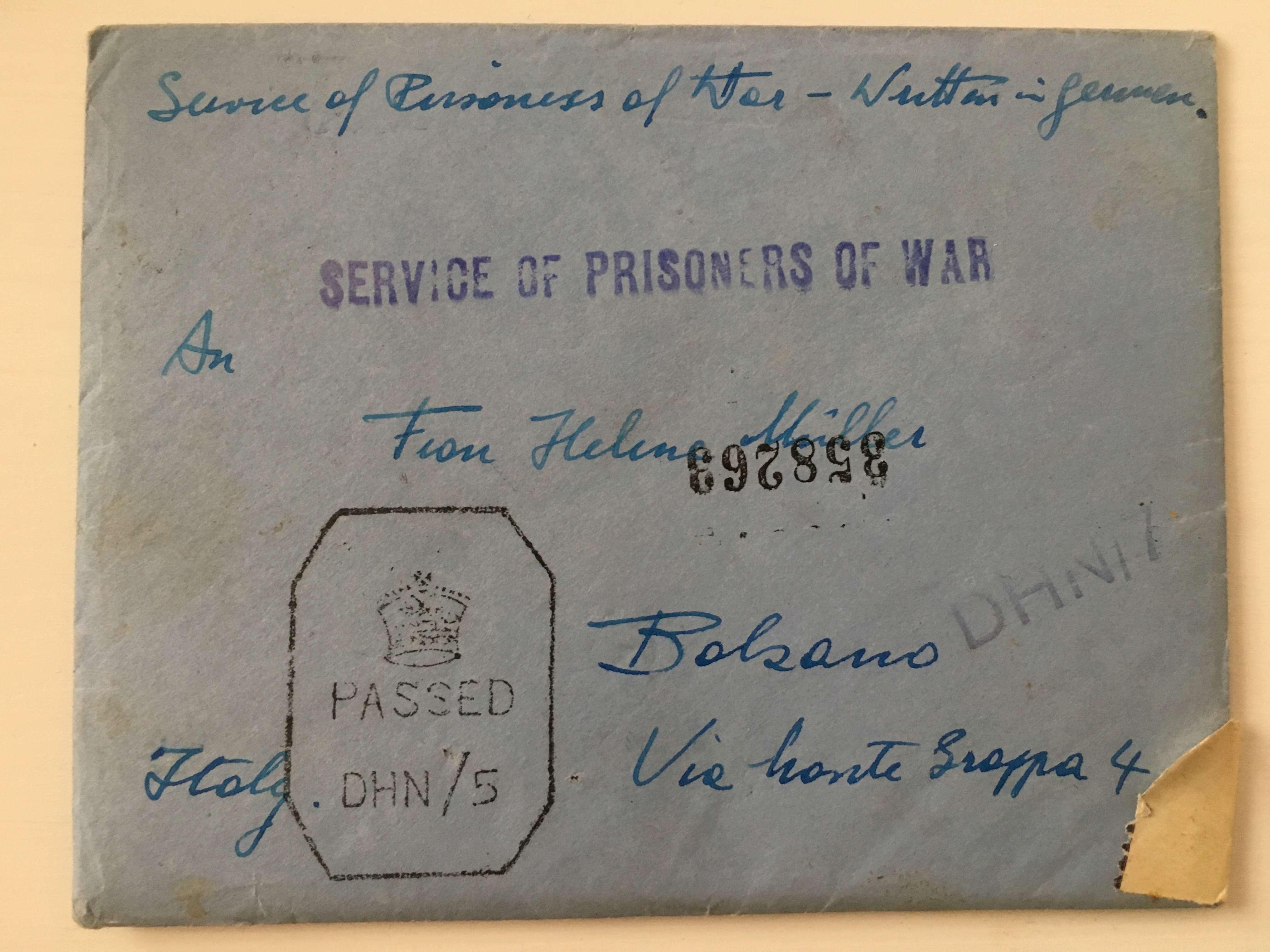 Kriegsgefangenenpost II. Weltkrieg (Österreich) Img_7510
