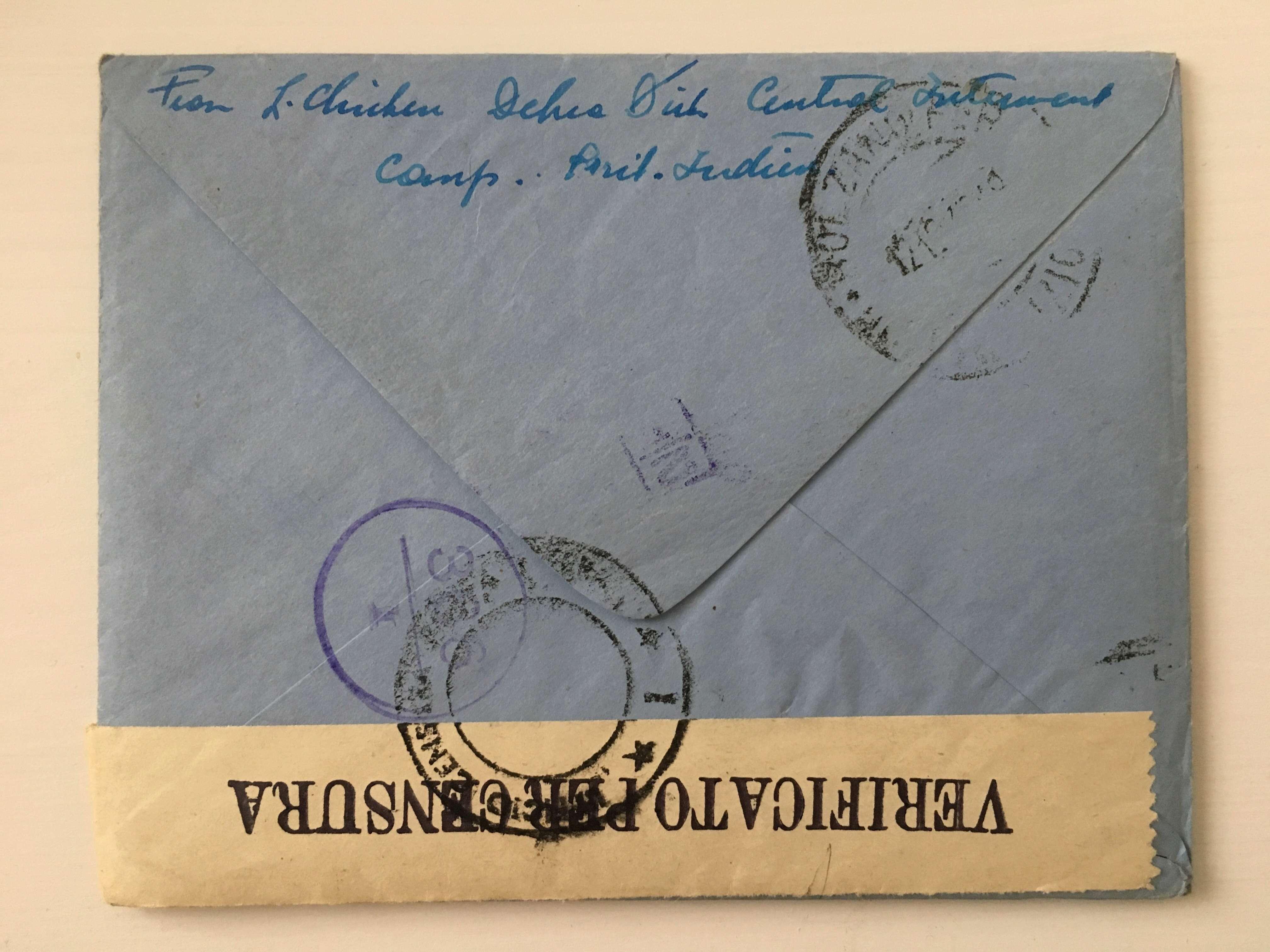 Kriegsgefangenenpost II. Weltkrieg (Österreich) Img_7512