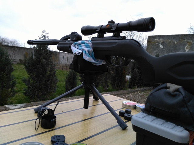 Tests plombs avec carabine Gamo Replay Img_2107