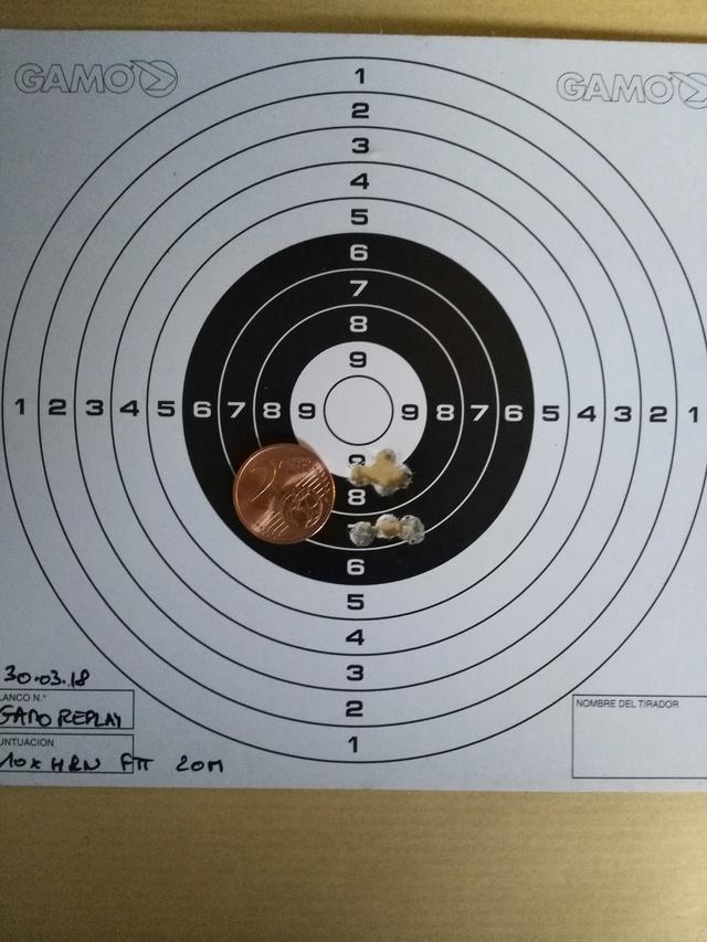 Tests plombs avec carabine Gamo Replay Img_2110