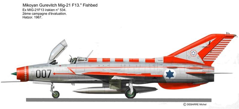 MiG-21 MFN (Eduard 1/48) Mig-2111