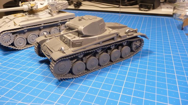AMX-13/75 w/SS-11 ATGM 1/35 ( Takom 2038 ) *** Terminé en pg 4 P1230615