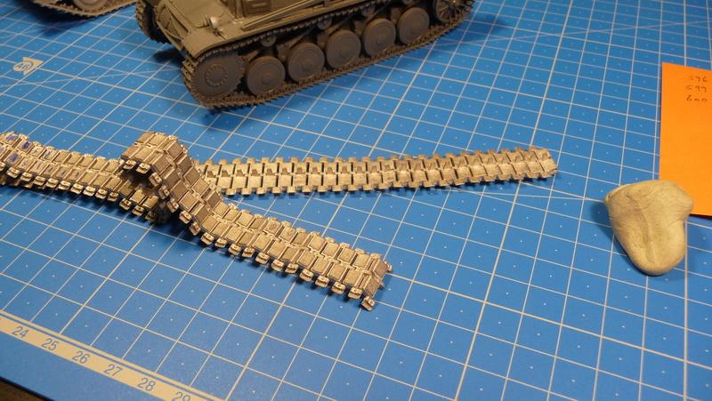 AMX-13/75 w/SS-11 ATGM 1/35 ( Takom 2038 ) *** Terminé en pg 4 P1230617