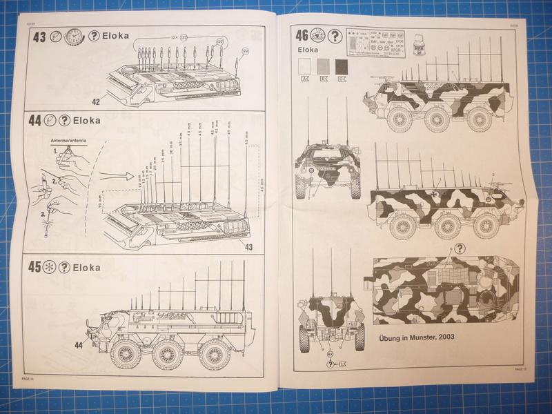 TPz1 Fuchs Eloka /TPz1 Fuchs ABC  (Revell 1/72) P1230815