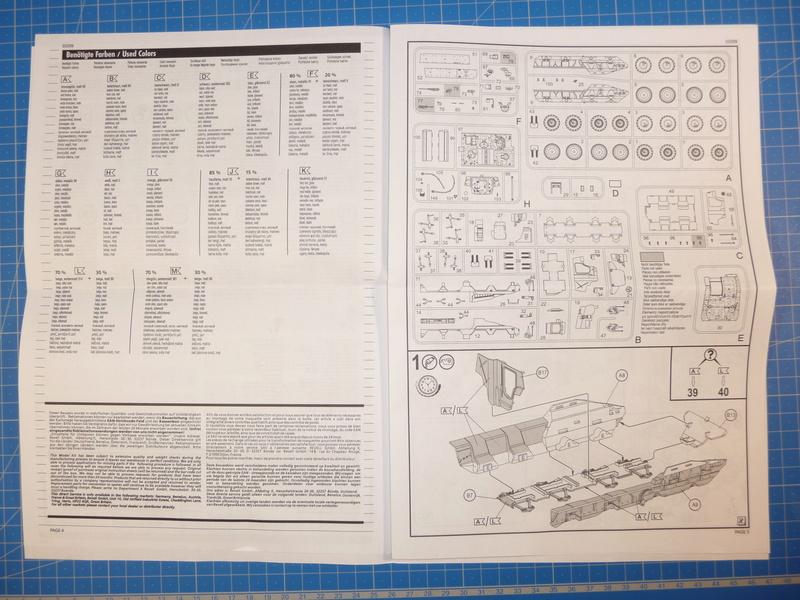 GTK Boxer FüFz A1 / GTK Boxer GTFz A1 1/72 ( Revell 03209 / Revell 03198 ) *** Terminé en pg 3 P1230817