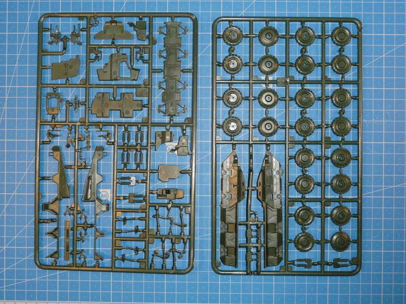 GTK Boxer FüFz A1 / GTK Boxer GTFz A1 1/72 ( Revell 03209 / Revell 03198 ) *** Terminé en pg 3 P1230822